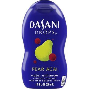Dasani Drops Pear Acai Flavor Enhancer - 1.9 fl oz Bottle