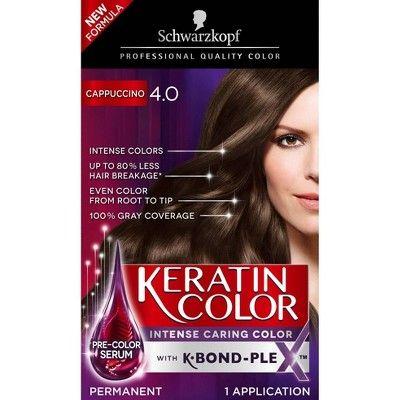 Schwarzkopf Keratin Color Anti-Age Hair Color