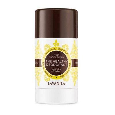 Lavanila Fresh Vanilla Lemon Deodorant - 2oz