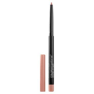 Maybelline Color Sensational Cream Lip Liner - 105 Nude Whisper - 0.010oz