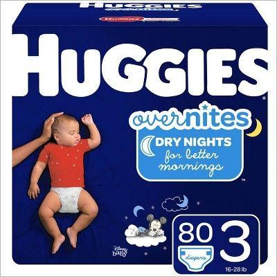 Huggies® Overnites Diapers