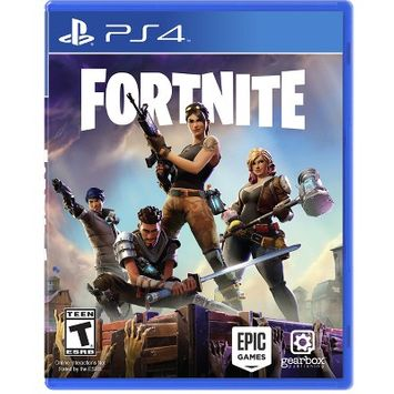 Fortnite PlayStation 4