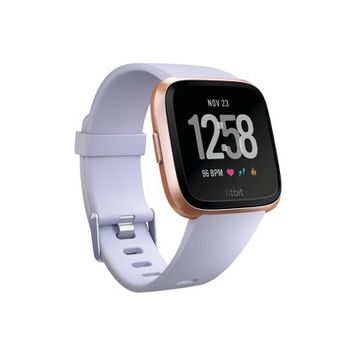 Fitbit Versa Smartwatch with Small & Large Bands