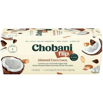 Chobani® Flip® Low-Fat Greek Yogurt Almond Coco Loco™