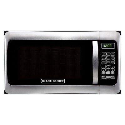 BLACK+DECKER 1.1 Cu. Ft. 1000 Watt Microwave Oven