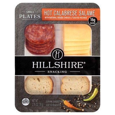 Hillshire Calabrese Pepperjack Trios - 3.2oz