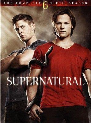 Supernatural: The Complete Sixth Season [6 Discs]