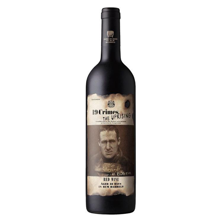19 Crimes The Uprising Red Wine- 750ml Bottle