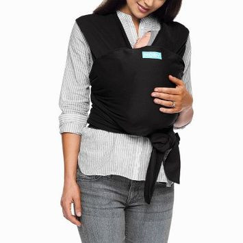 Moby Classic Wrap Baby Carrier - Black