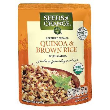 Seeds of Change Organic Quinoa & Brown Rice - 8.5oz