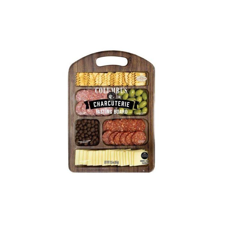 Columbus Charcuterie Tasting Board - 12.5oz