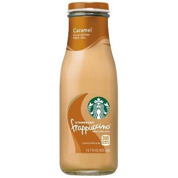 Starbucks Frappuccino Caramel Coffee Drink - 13.7 fl oz Glass Bottle