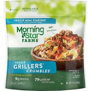 MorningStar Farms® Grillers® Crumbles™