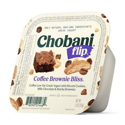 Chobani Flip Coffee Break Bliss Low Fat Greek Yogurt - 5.3oz