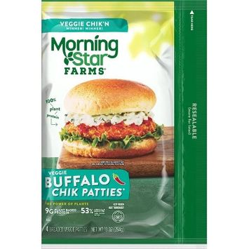 MorningStar Farms® Buffalo Chik Patties®