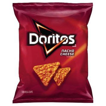 Doritos Nacho Cheese Tortilla Chips - 1.13oz