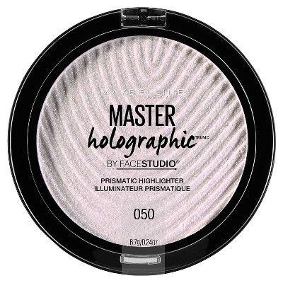 Maybelline Facestudio Master Holographic Prismatic Highlighter - 0.24oz