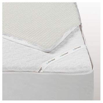 Platinum Mattress Protector (Twin) White - Allerease®
