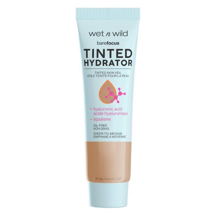 Wet n Wild Bare Focus Tinted Hydrator - Medium Tan - 0.91 fl oz