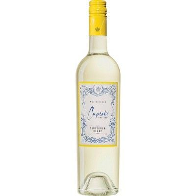 Cupcake Sauvignon Blanc White Wine - 750ml Bottle
