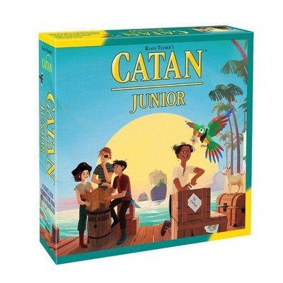 Catan Junior Game