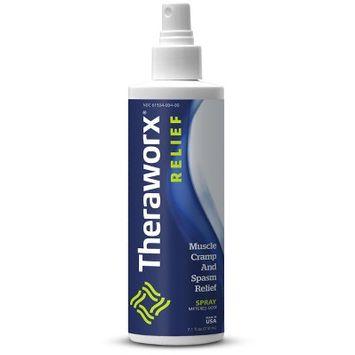 Theraworx Relief Spray - 7.1 fl oz
