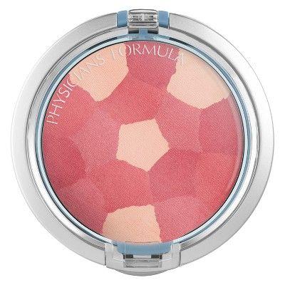 Physicians Formula Powder Palette Blush Blushing Rose - 0.17oz