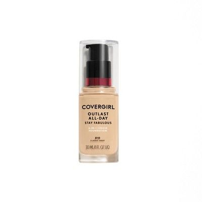 COVERGIRL + Olay Stay Fabulous 3-in-1 Foundation