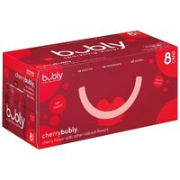 bubly Cherry Sparkling Water - 8pk/12 fl oz Cans