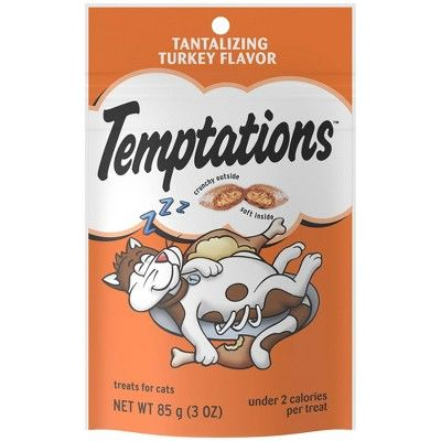 TEMPTATIONS™ Classics Tantalizing Turkey Cat Treats