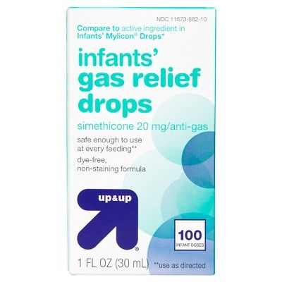 Up & Up Infants' Gas Relief Drops - 1 fl oz - Up&Up