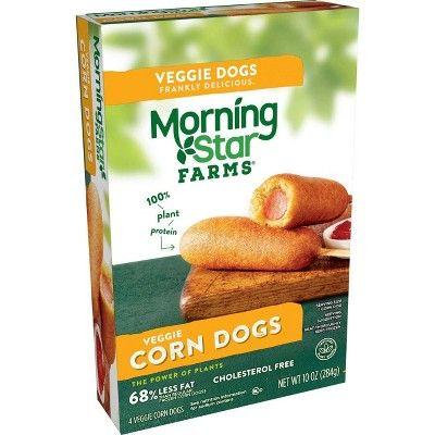 MorningStar Farms® Corn Dogs