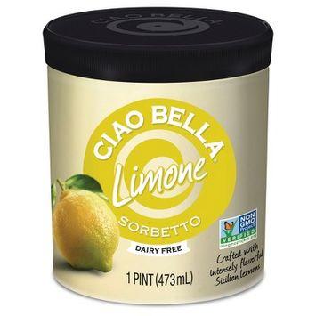 Ciao Bella Limone Frozen Sorbetto - 16oz