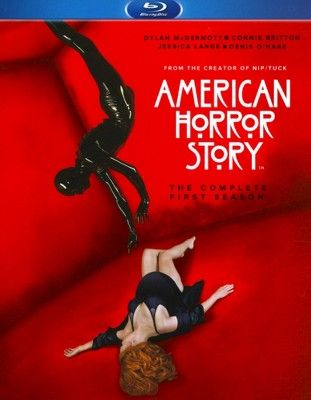 American Horror Story: The Complete First Season (3 Discs) (Blu-ray)
