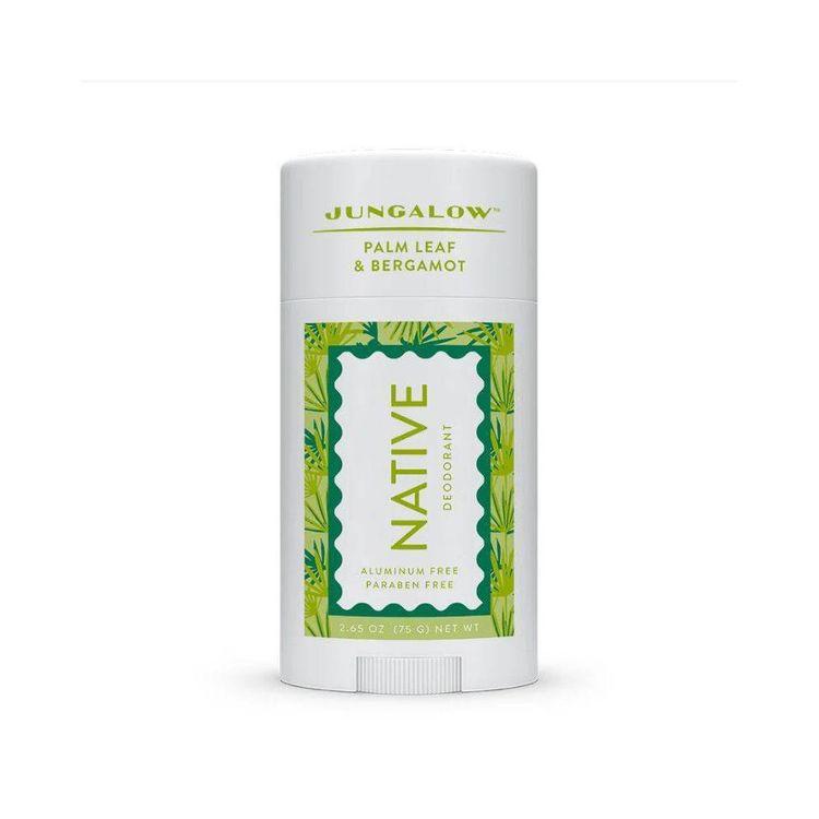 Native x Jungalow Palm Leaf & Bergamot Deodorant for Women - 2.65oz