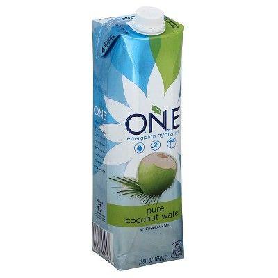 O.N.E. Coconut Water - 1 L Bottle