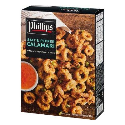 Phillips Salt & Pepper Calamari - 10oz