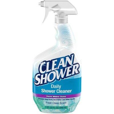 Clean Shower Daily Shower Cleaner - 32 fl oz