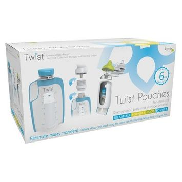 Kiinde Twist 80ct Milk Storage Pouch