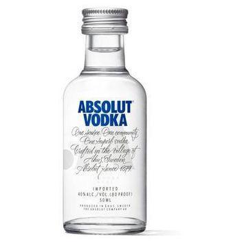 Absolut Vodka - 50ml Bottle