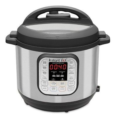 Instant Pot Duo60 6-Qt. Electric Pressure Cooker
