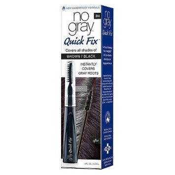 no gray Quick Fix Color Touch-up Systems - Brown/Black - 0.5 fl oz
