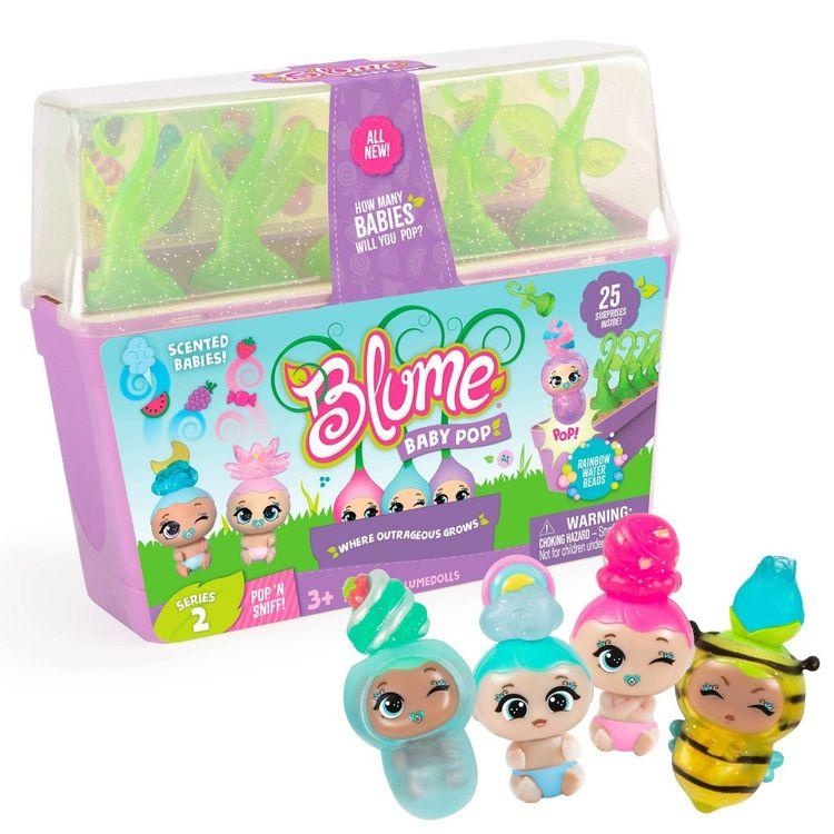 Blume Baby Pops Series 2, Mini Figures
