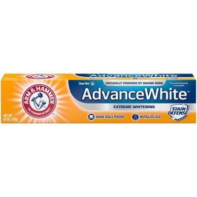 ARM & HAMMER™ Advance White™ Extreme Whitening with Stain Defense