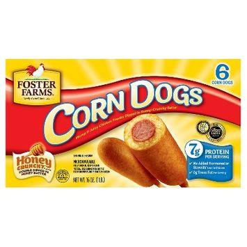 Foster Farms Corn Dogs - 6ct