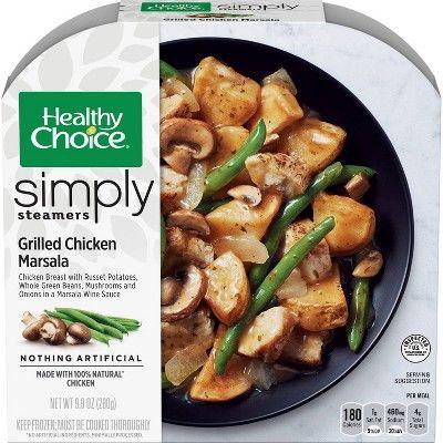 Healthy Choice Grilled Chicken Marsala