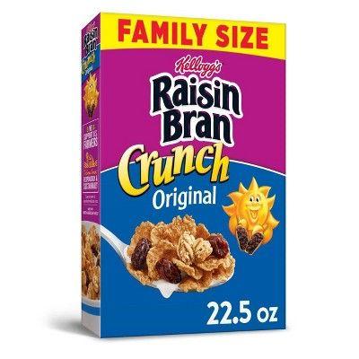 Kellogg's Raisin Bran® cereal