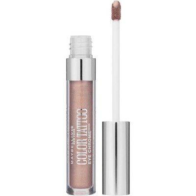 Maybelline Eye Studio Color Tattoo Liquid Chrome Shadow 510 Beige Luster