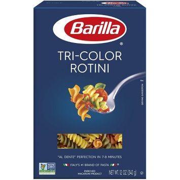 Tri-Color Rotini Pasta - 12oz - Barilla