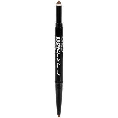 Maybelline Eyestudio Brow Define + Fill Duo 257 Medium Brown - 0.021oz